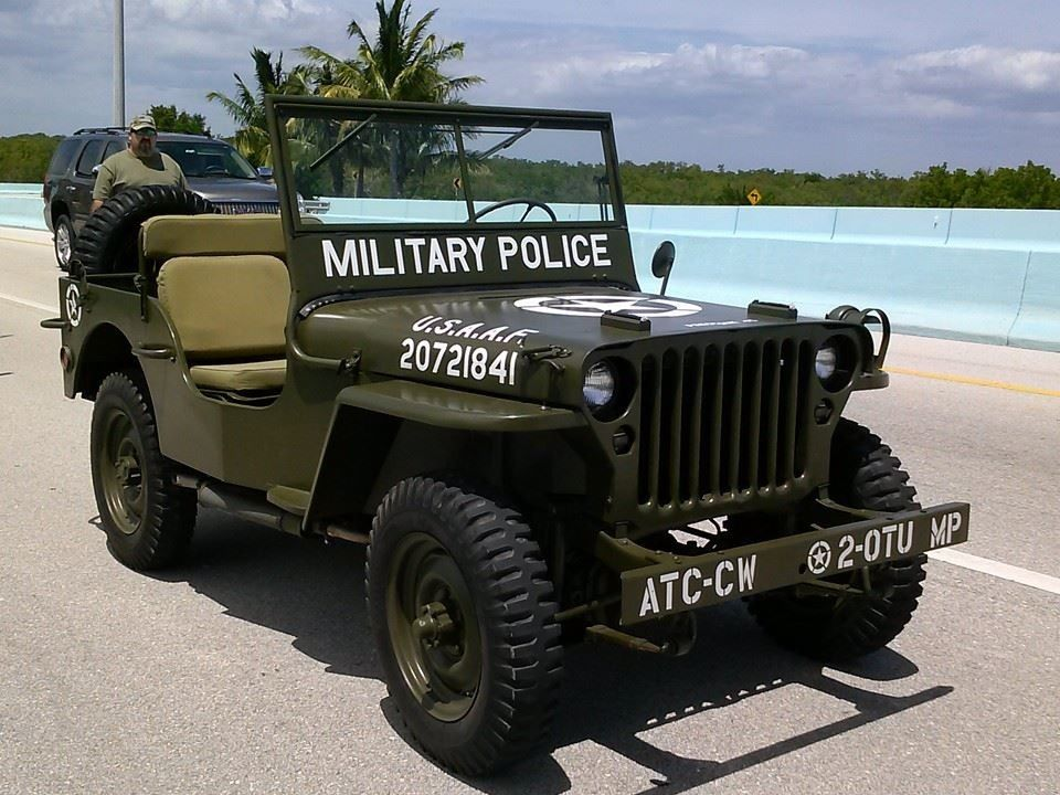Jeep Wrangler Diesel >> 1945 Jeep Willys for sale