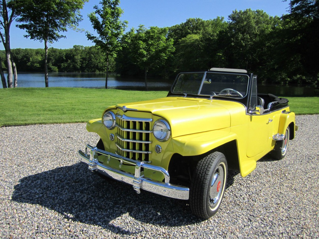 1951 Jeep Willys Jeepster