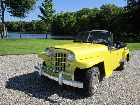 1951 Jeep Willys Jeepster for sale