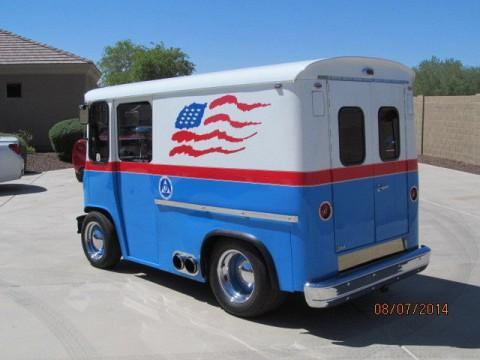1963 Jeep ex postal, V8 for sale