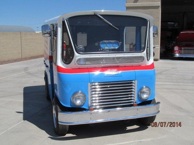 1963 Jeep ex postal, V8