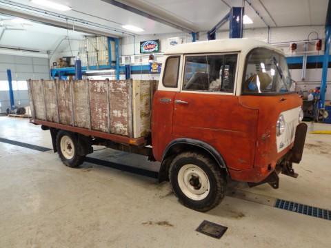 1964 Jeep Forward Control 170 4×4 Hurricane for sale