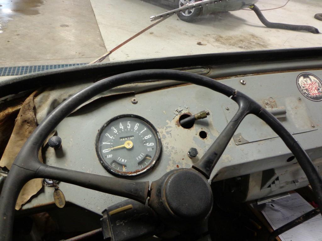 1964 Jeep Forward Control 170 4×4 Hurricane