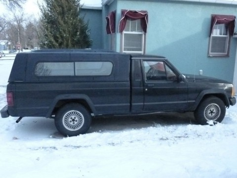 1986 Jeep Comanche for sale