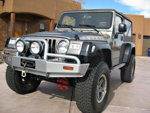 2006 Jeep Wrangler Unlimited LWB for sale
