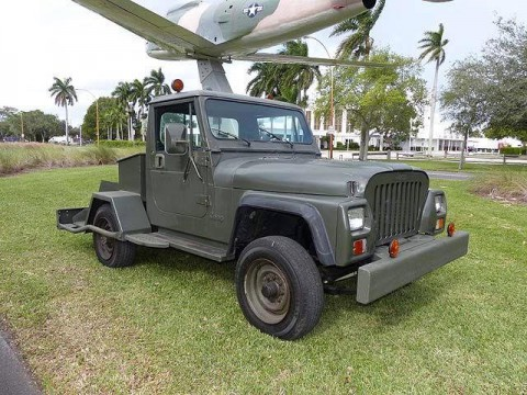 1984 Jeep CJ-10 Aircraft Tug Diesel 3.3 Automatic for sale