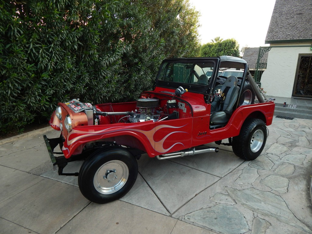 1979 Jeep CJ5 Hot Rod 5.0l