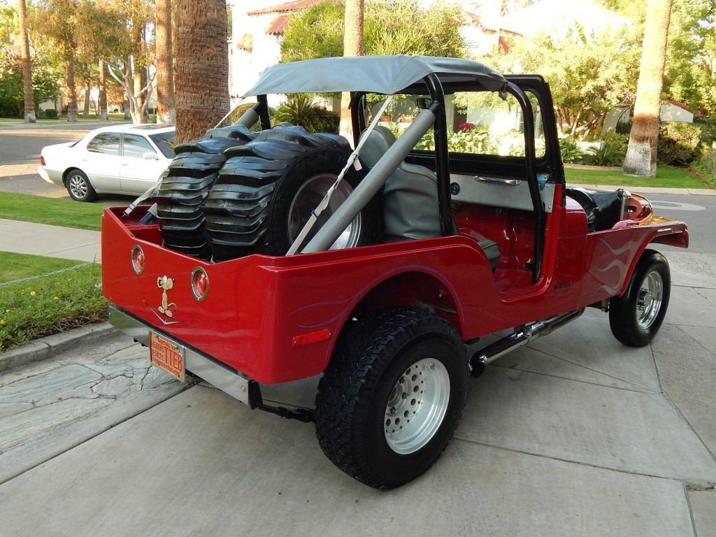 1979 Jeep CJ5 Hot Rod 5.0l
