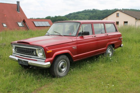1980 Jeep Wagoneer 4.2 4×4 for sale