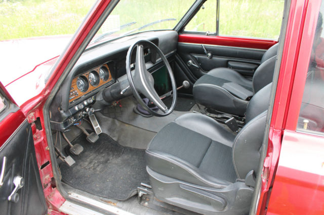 1980 Jeep Wagoneer 4.2 4×4