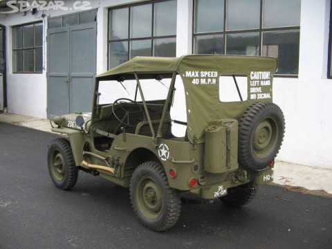 1944 Jeep Willys for sale