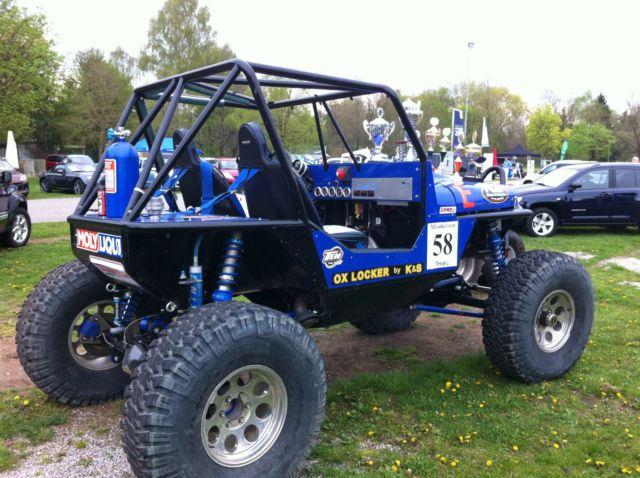 Jeep Wrangler Buggy