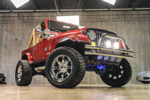 1998 Jeep Wrangler 383 Stroker for sale