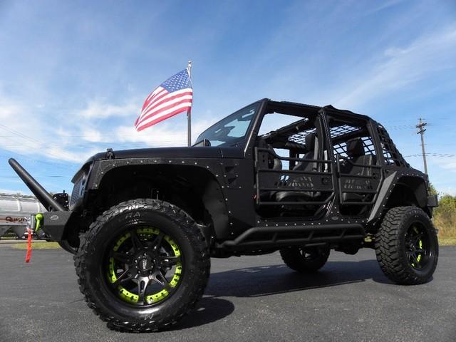 2015 Jeep Wrangler Unlimited NIGHTCRAWLER