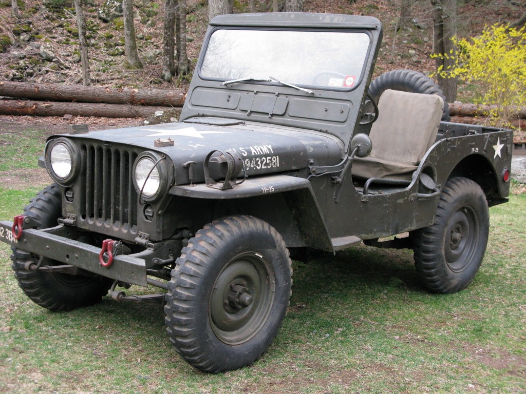 1952 Jeep M38 Willys For Sale