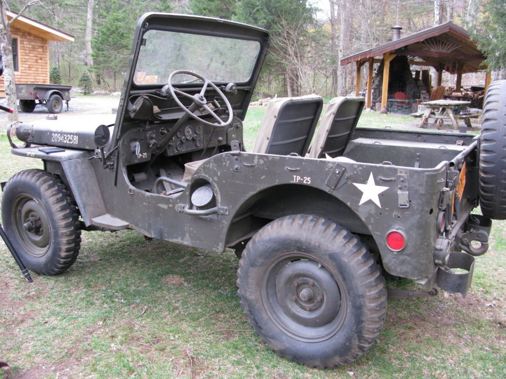 Jeep Grand Wagoneer For Sale >> 1952 Jeep M38 Willys for sale