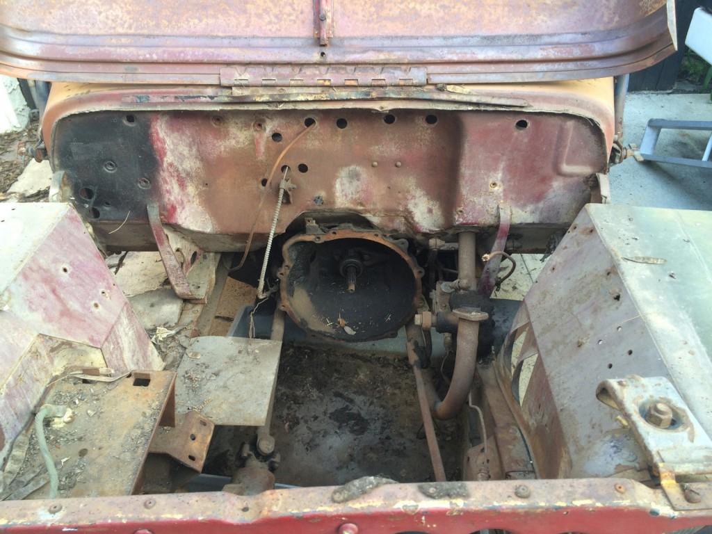 1949 Willys CJ3A