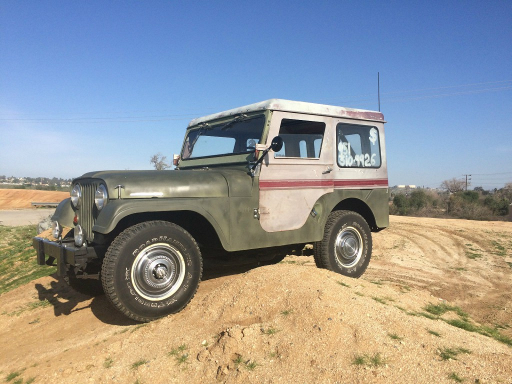 1965 Jeep CJ5 A for sale