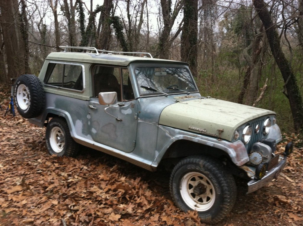 Jeep Commando For Sale X on 1968 Jeep Kaiser M715 For Sale