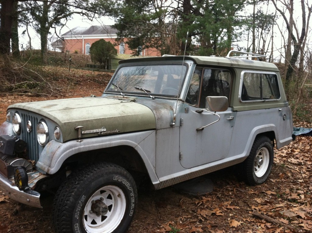 1968 jeep commando for sale. Cars Review. Best American Auto & Cars Review