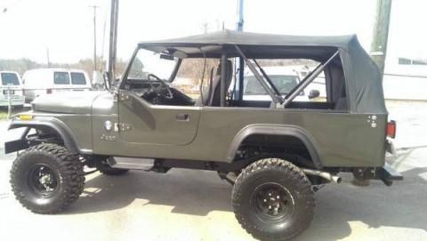 1984 Jeep CJ long for sale