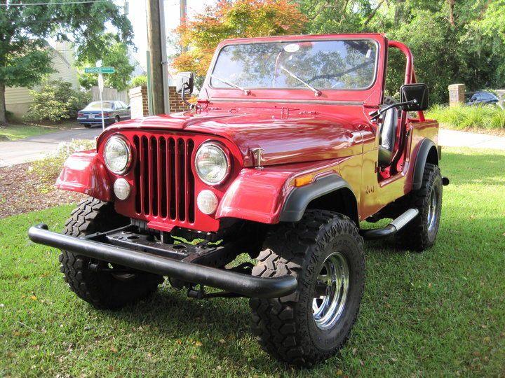 1985 Jeep CJ7 Sport  4,2 l for sale