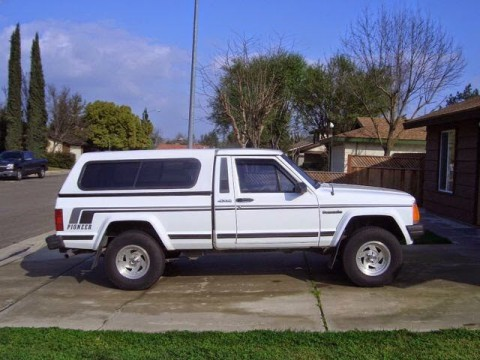 1990 Jeep Comanche for sale