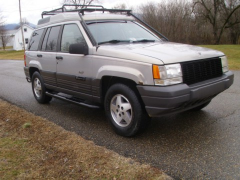 1997 Jeep Grand Cherokee Excursion V8 5.2l for sale