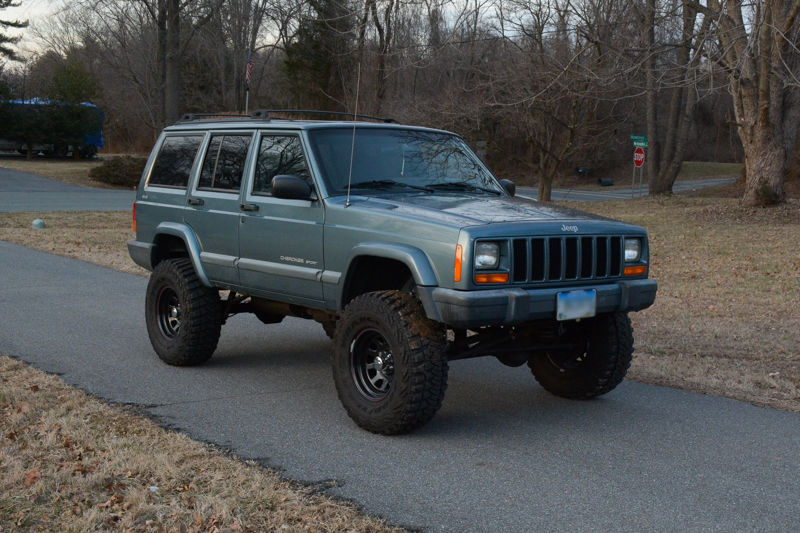 2015 Jeep Wrangler Unlimited For Sale >> 1999 Jeep Cherokee XJ Sport for sale