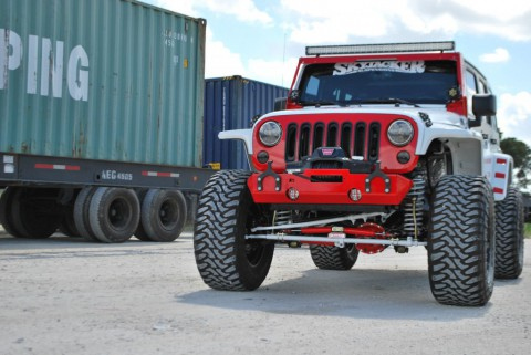 "2013 Jeep Wrangler """"Dalto SHOP Edition"""" for sale"