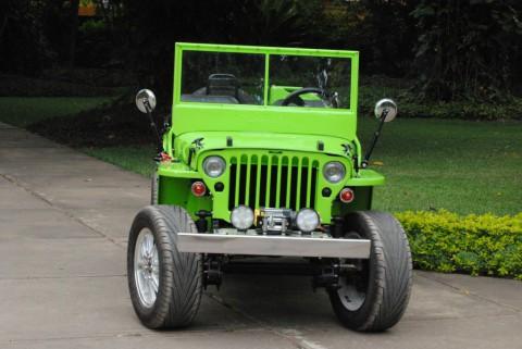 2014 Jeep Willys hand made for sale