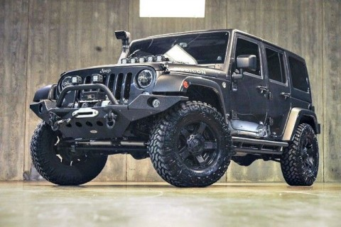 2014 Jeep Wrangler Rubicon X for sale