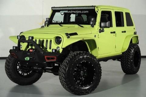 2014 Jeep Wrangler Unlimited SEMA for sale
