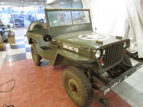 1945 Jeep Willys Bj for sale