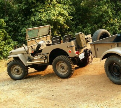 1945 Jeep MB Military for sale