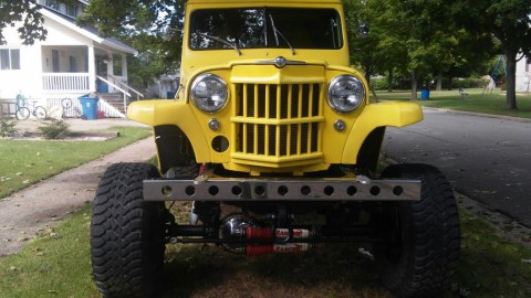 1953 Jeep Willys pickup for sale