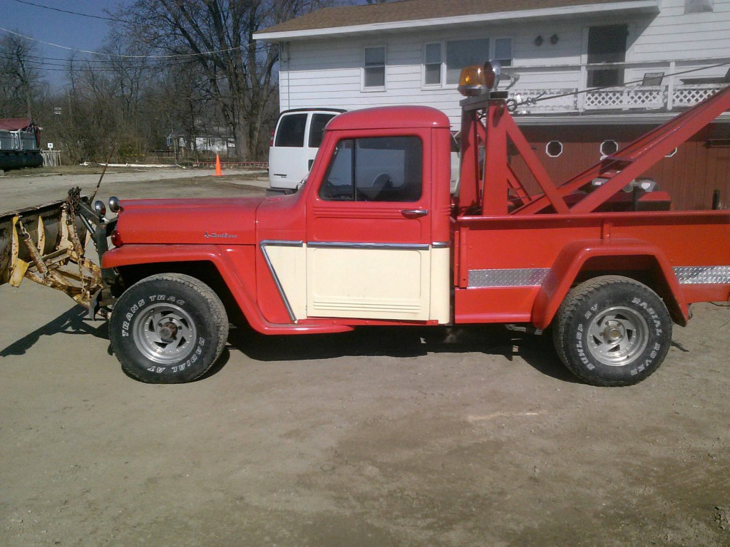 1957 jeep willys pickup for sale. Black Bedroom Furniture Sets. Home Design Ideas