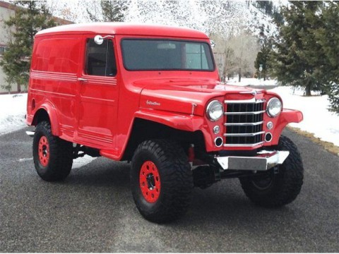 1959 Willys Station Wagon for sale
