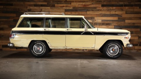 1970 Jeep Wagoneer SJ 4WD for sale