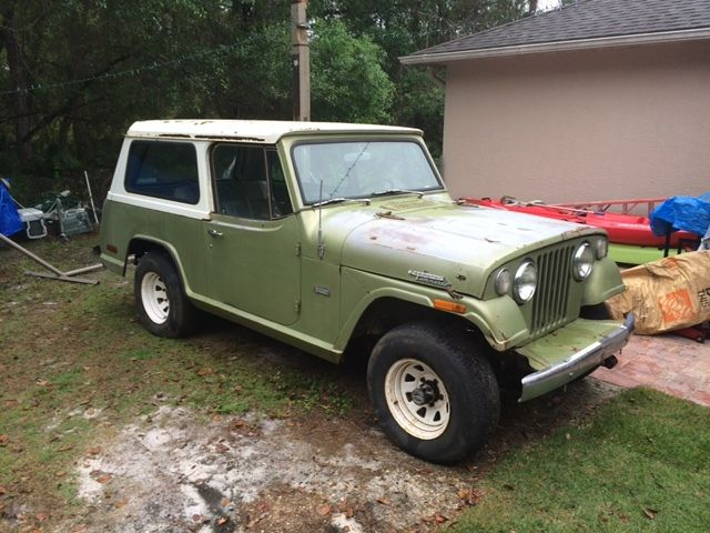 1971 Jeep Jeepster Commando for sale