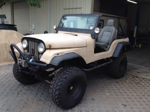 1972 Jeep CJ for sale
