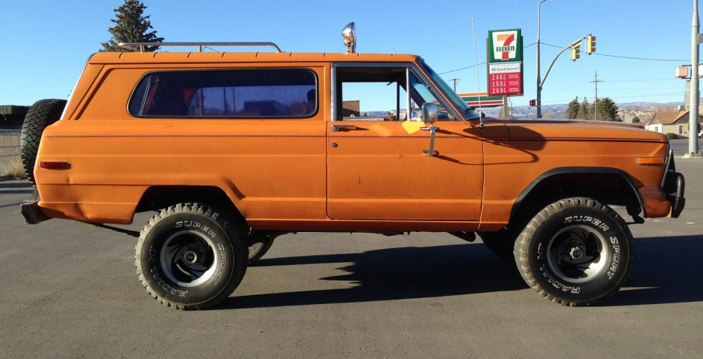 1979 Jeep Cherokee for sale