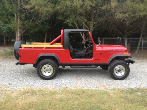 1984 Jeep CJ pickup for sale