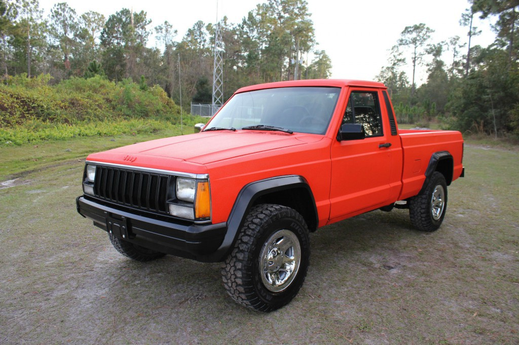 1987 Jeep Comanche Chief Amc Pickup For Sale