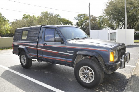 1989 Jeep Comanche Pioneer for sale