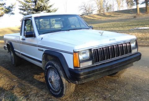 1989 Jeep Comanche PIONEER for sale