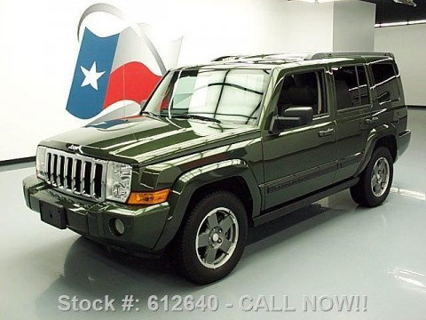 2007 Jeep Commander SUNROOF for sale