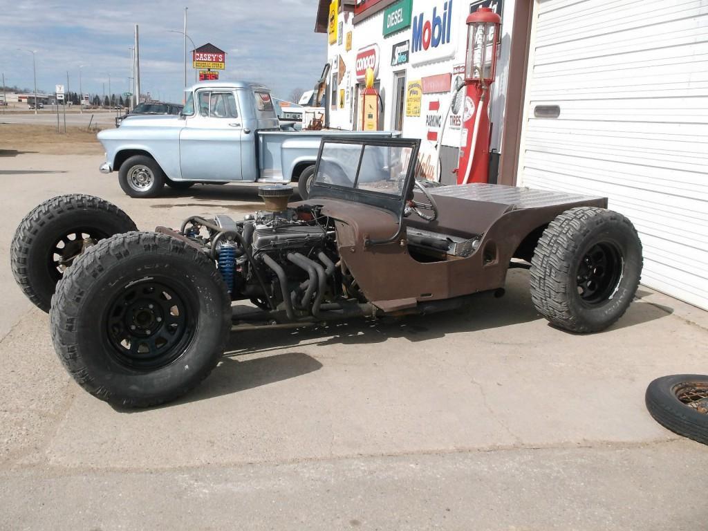Jeep Willys 1954 >> 1949 Willys Jeep Ratrod for sale
