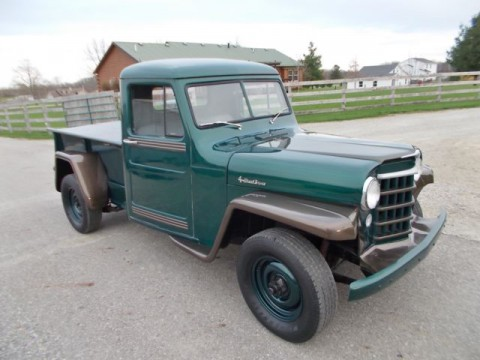 1950 Jeep Willys, 4×4 for sale