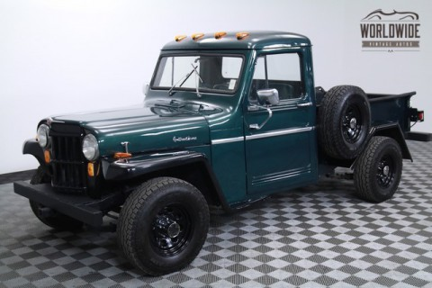 1954 Jeep Other 4×4. Restored! Hurricane. Rare for sale